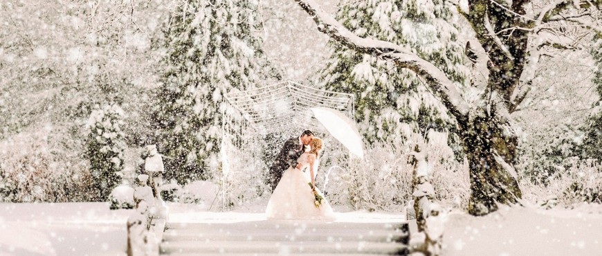 Winter Wedding Trends You'll Want To Cosy Up To