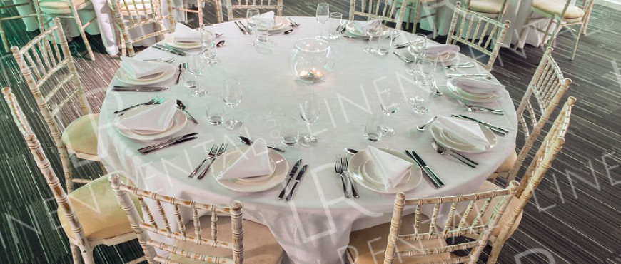 DIY Wedding Tables
