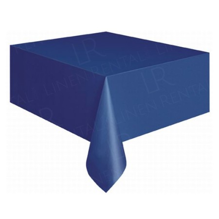 1220mm Rectangular Table Cloth - Navy