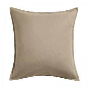 50x50cm Beige Cushion