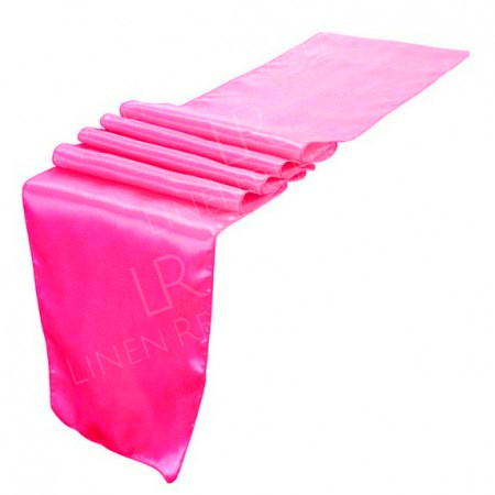 Table Runner - Cerise Pink