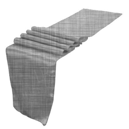 Table Runner - Light Grey Linen