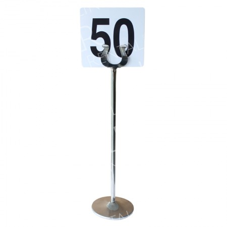 Table Number Stand