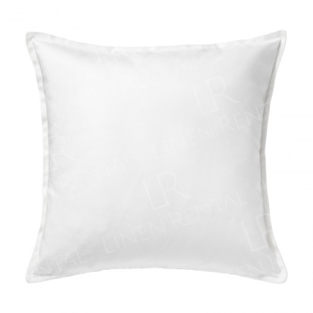 50x50cm White Cushion