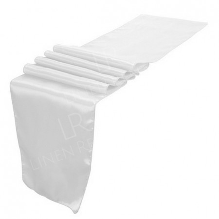 Table Runner - White